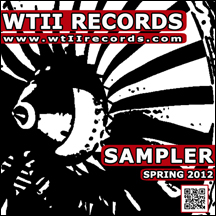 Free Music WTII Records Spring Music Sampler